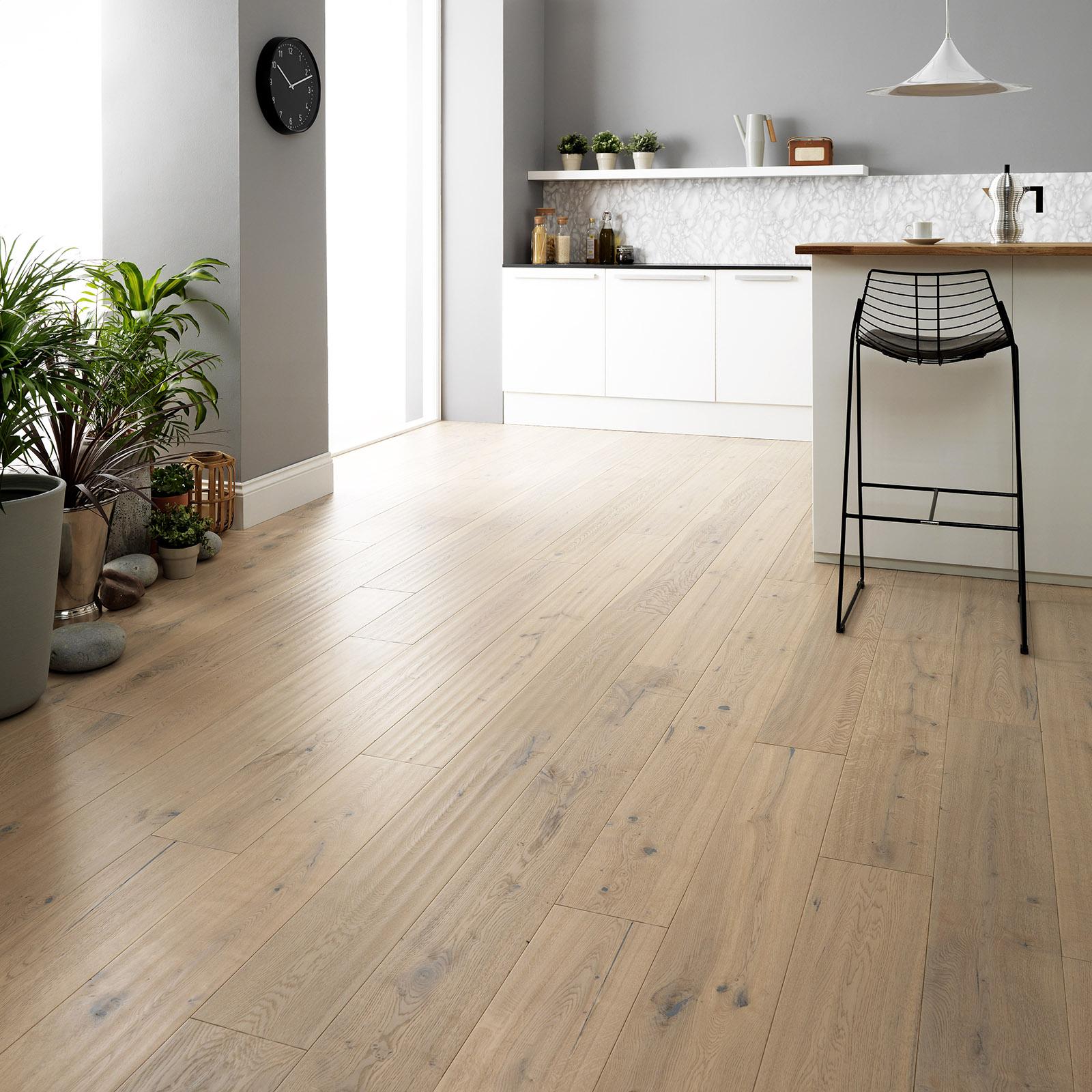 Berkeley White Oak Flooring