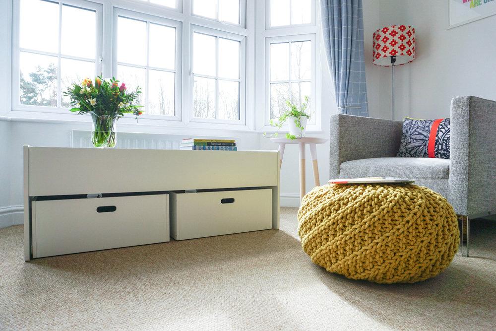 10 børnevenlige måder at genoplive dine alsidige hjemmemøbler