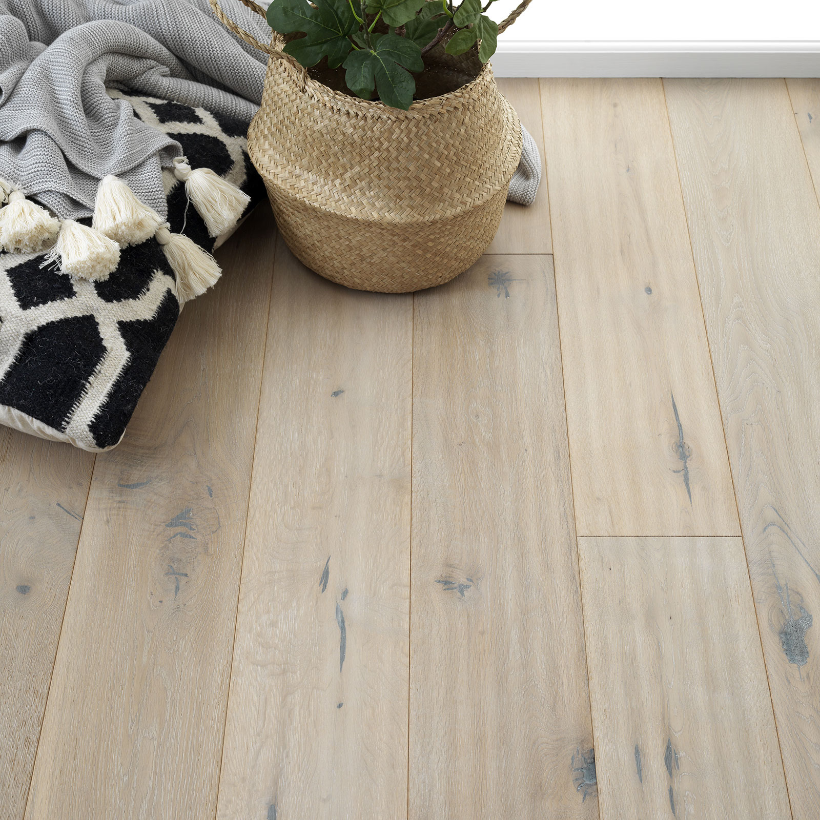 berkeley grey oak flooring image