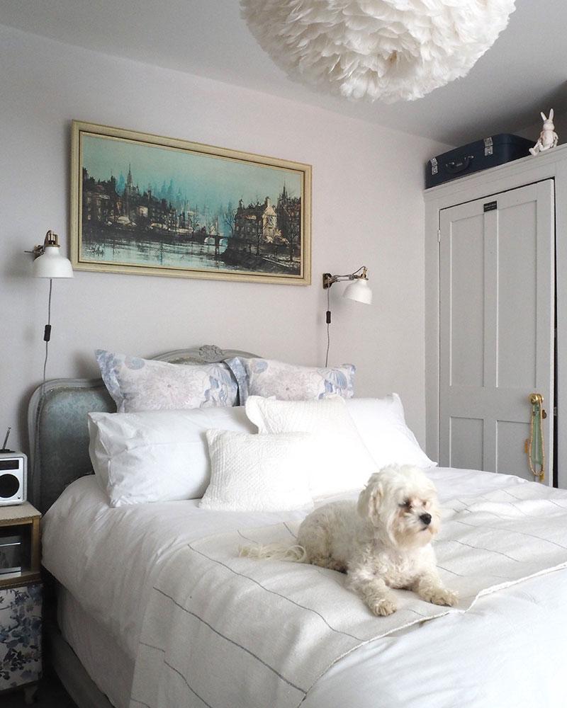 älskar det eller lista det sovrum