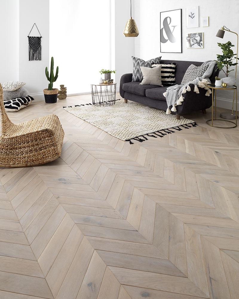 Wood Floor Inspiration