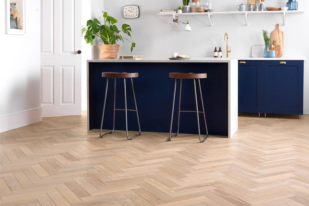 Kitchen Wood Flooring: Is it Suitable? | Woodpecker Flooring