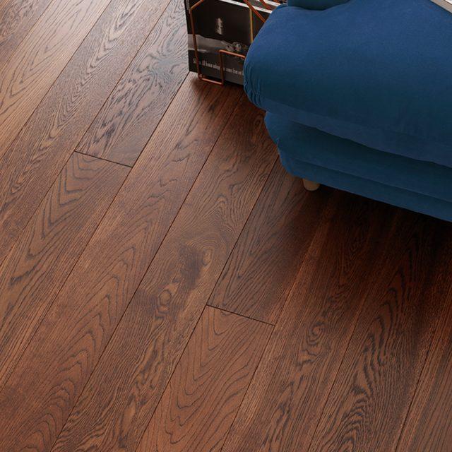 oak flooring, harlech cognac oak