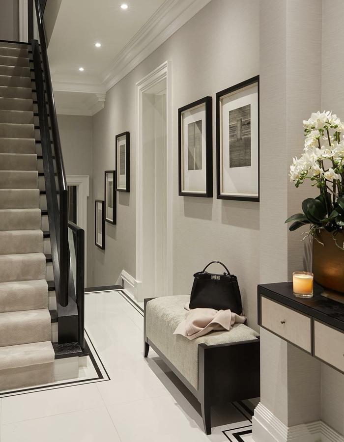 Modern glam korridor