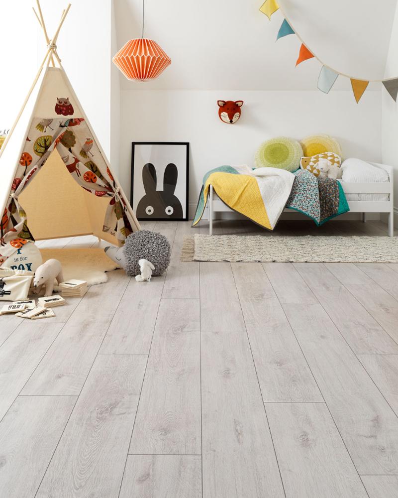 børnenes soveværelse styling tips spætte gulv