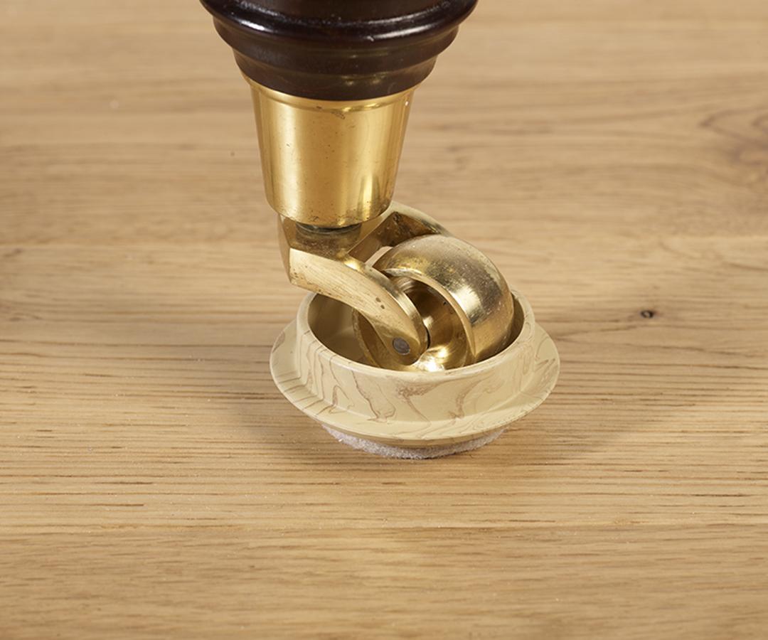 Castor-cups-44mm