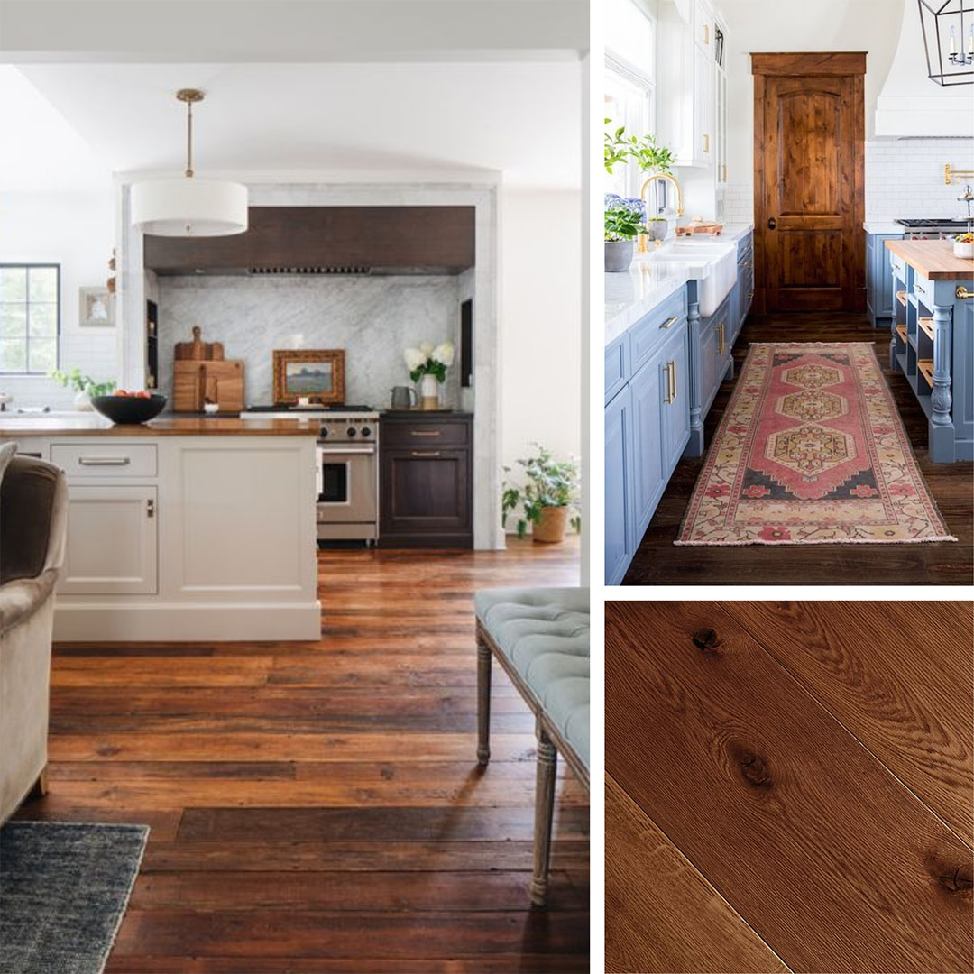 Woodpecker Flooring engineered oak floor