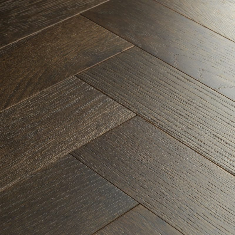 dark oak parquet flooring espresso oak swatch
