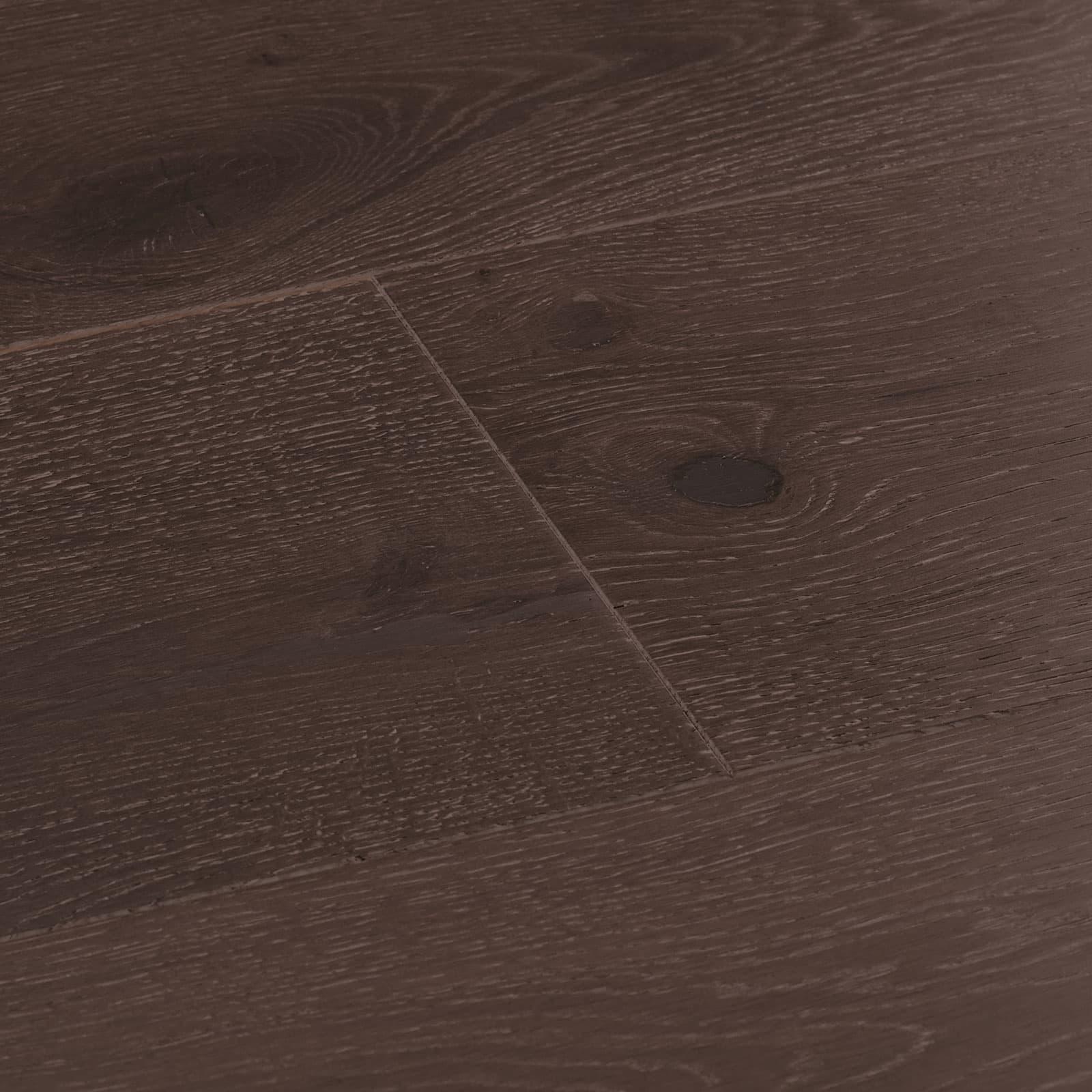 dark wood flooring shadow oak salcombe swatch