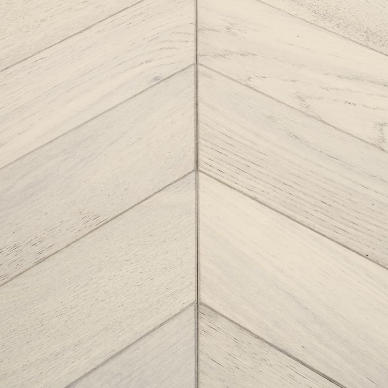 white chevron flooring cashmere oak