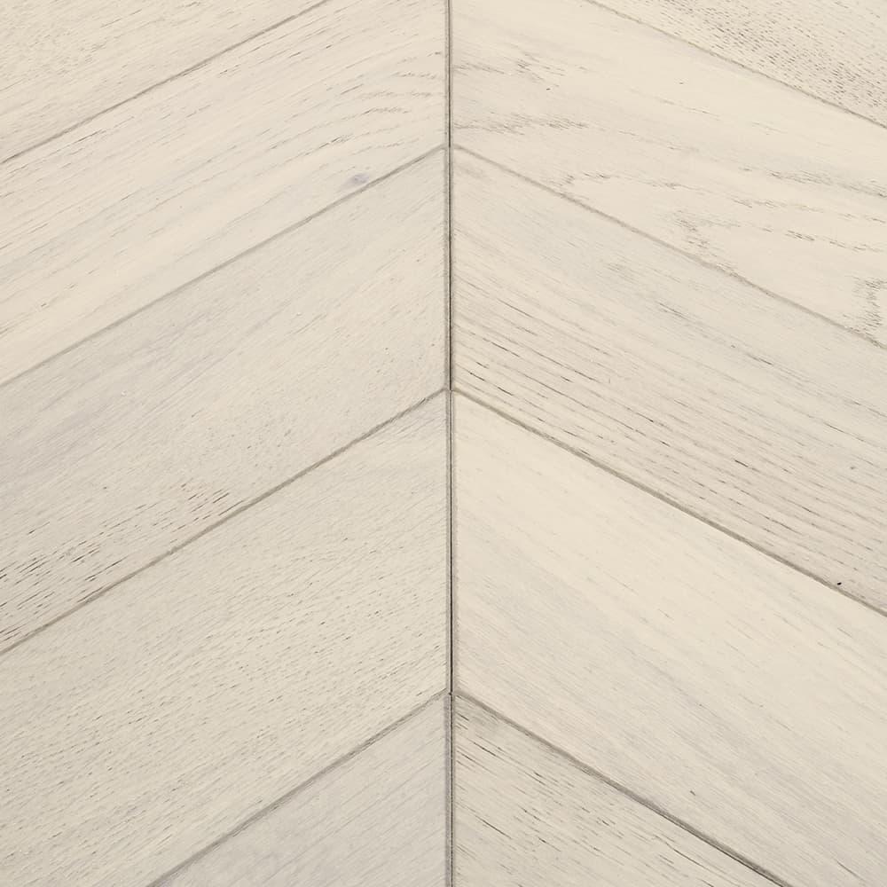 white chevron flooring cashmere oak