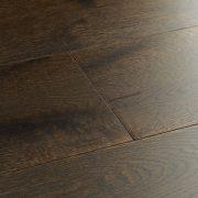 cocoa oak flooring swatch