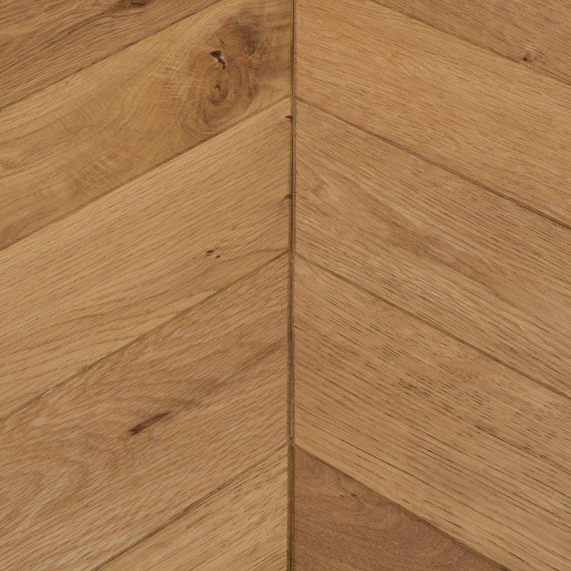 engineered parquet flooring, chevron pattern. Goodrich manor