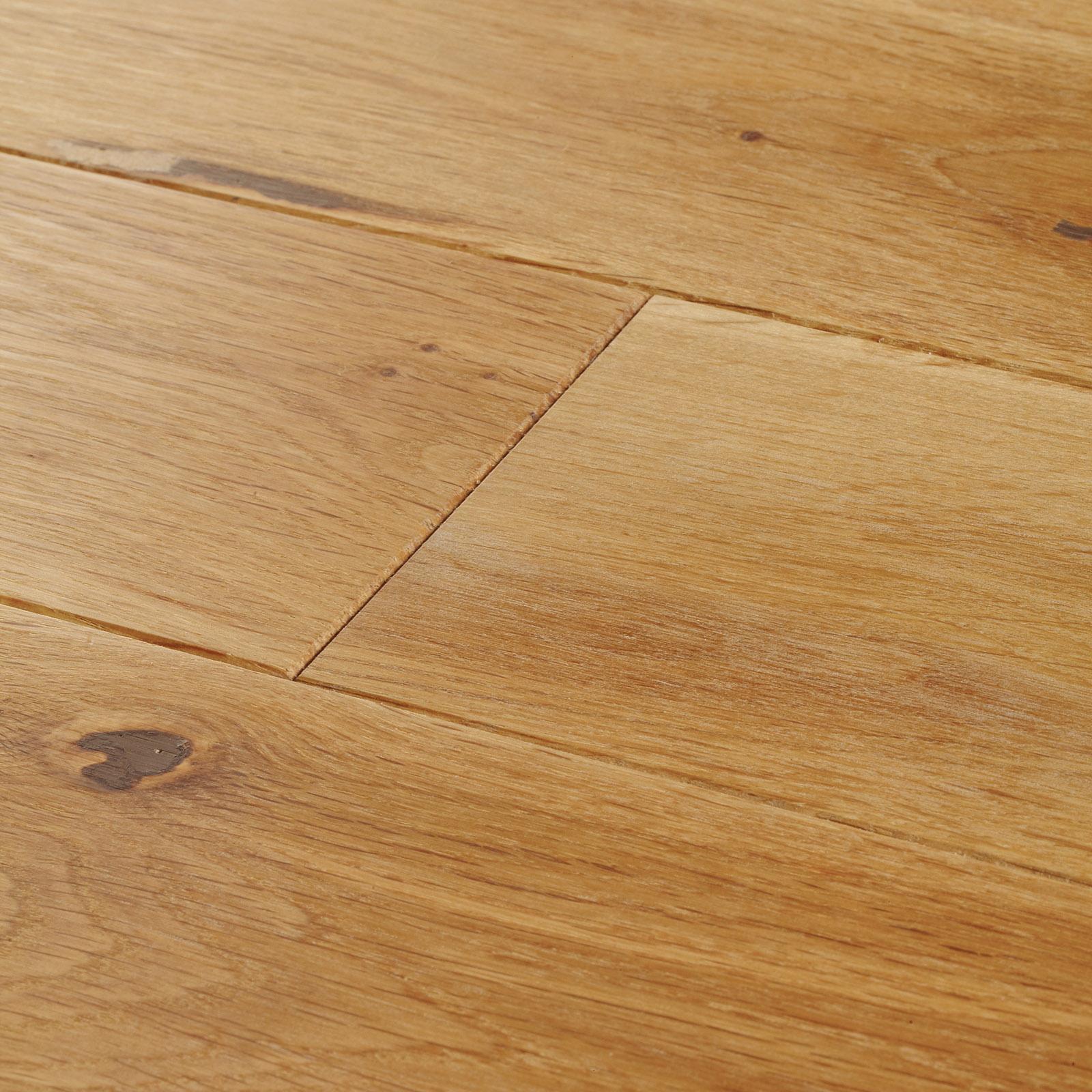 Solid hardwood flooring york rustic white oak