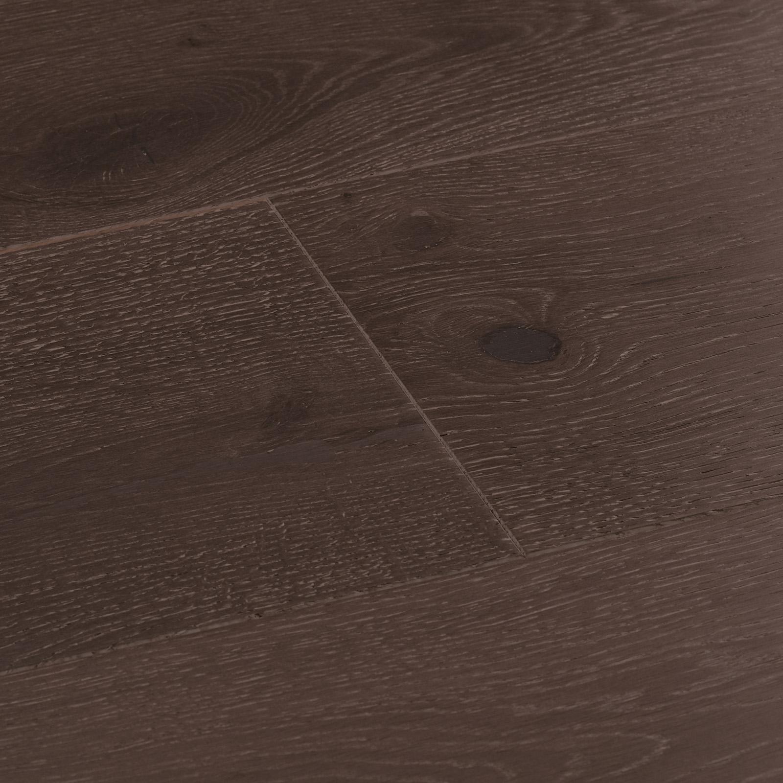 engineered wood flooring. Modern living room with Sacombe shadow oak flooring