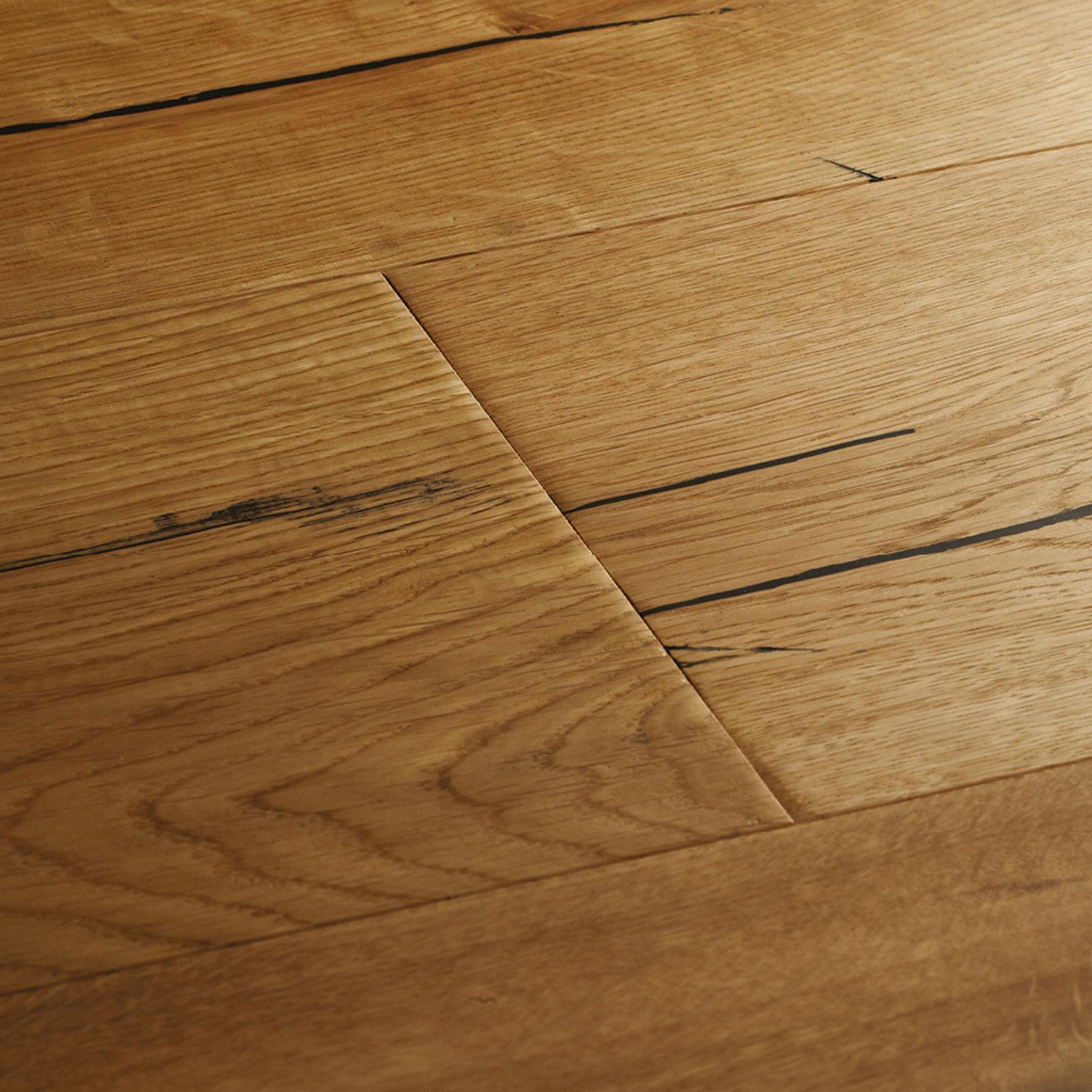 engineered wood flooring in yellow tones. Berkeley natural